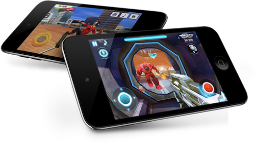 Bekommt der iPod Touch 5G ein 3D-Display? Neuere Meldungen deuten auf ein kleineres Hardware-Update.