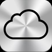 Das Icon zu iCloud, Apple's neuem Streamingdienst