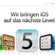 iOS 5 : iOS auf dem nächsten Level