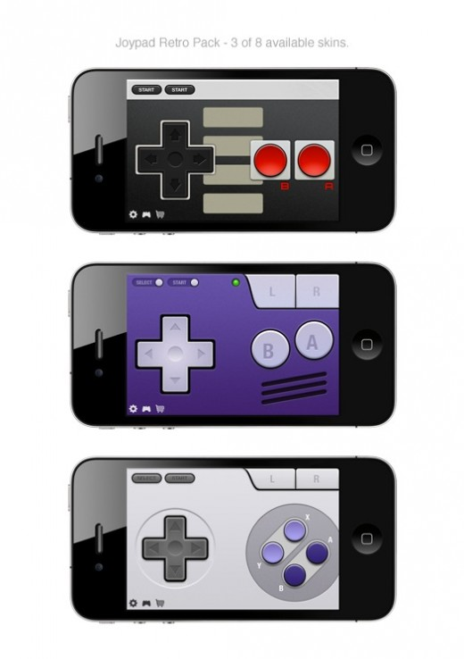 Joypad: iPhone als Super NES Game Controller
