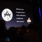 Mac OS X Lion: Mac AppStore vorinstalliert und mit neuen Funktionen