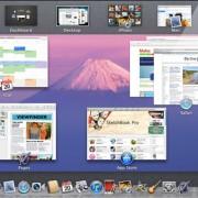 Mac OS X Lion: Mission Control als Weiterentwicklung von Exposé