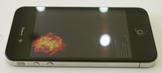 Der iPhone 4 Prototyp vom letzten Jahr