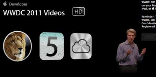 WWDC Session Videos online