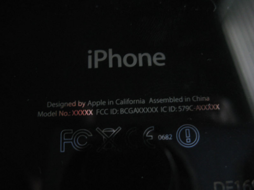 iPhone 4 Prototyp bei eBay