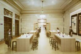 Rendering: So könnte der neue Apple Store im Grand Central Terminal aussehen