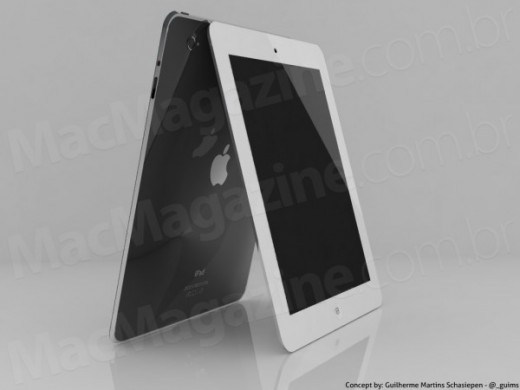 iPad 3: Mockup von Guilherme Schasiepen