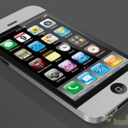 iPhone 5 Mockup von beareyes.com