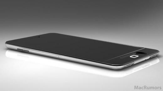 iPhone 5 Mockup von bikr