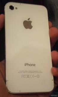 iPhone Light: Mutmaßliches Foto des iPhone 4S
