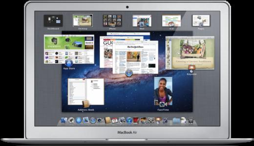 OS X Lion: Apple's 8. Großversion von Mac OS X