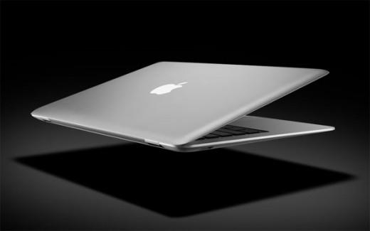 Die neueste Generation des MacBook Air kommt mit Sandy Bridge Prozessoren, Thunderbolt, und hintergrundbeleuchteter Tastatur