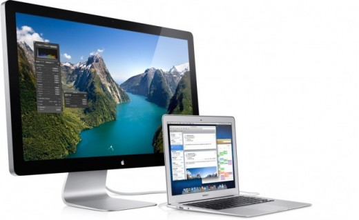 Apple's neues Thunderbolt Display