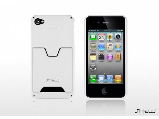 Shield iShell City Traveler für iPhone 4 zu gewinnen!