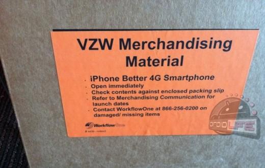 """Verizon: Werbung mit """"iPhone"""" und """"4G""""?"""