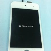 iPod Touch: Mutmaßliches weißes Frontpanel für die 5. Generation aufgetaucht