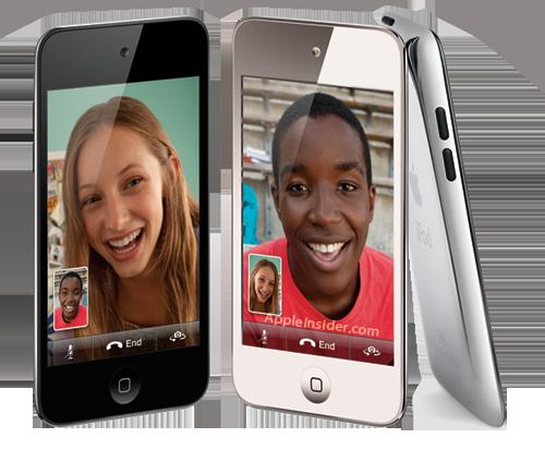 Kommt der iPod Touch 5G auch in Weiß?