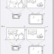 Patent: iPhone und iPad mit Projektor und kombinierbarem Workspace