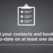 Screenshots: Den MobileMe Account übersiedeln zu iCloud