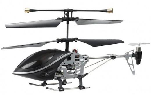 iHelicopter - günstiges Spielzeug für iPhone & Co.