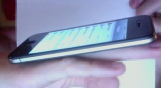 iPhone 5 Spypic? Leider nein!