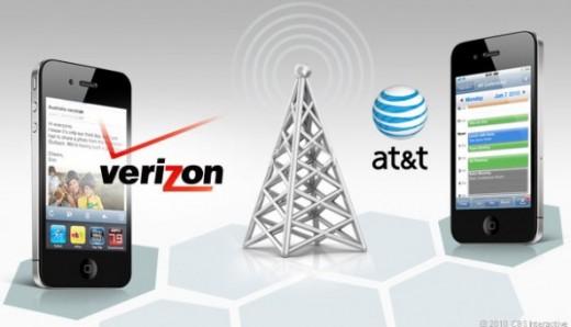 Verizon und AT&T drosseln künftig die Geschwindigkeit bei starker Netzauslastung