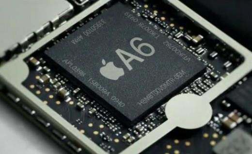 Apple A6 - Bestandteil des iPhone 5?