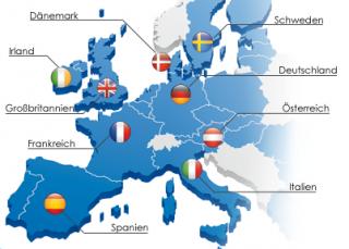 Prepaid Daten-SIM-Karten für das Ausland