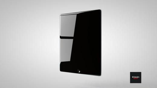 iPad 3 Konzept: Hochglanz