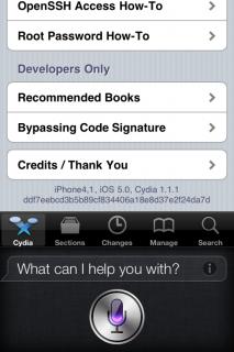 iPhone 4S Jailbreak: Erste Erfolge