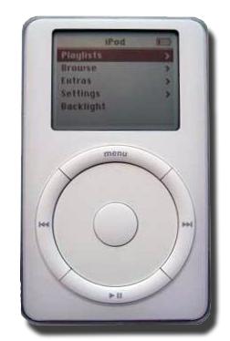 17.07.2002: iPod 2G