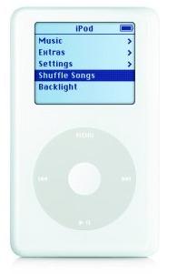19.07.2004: iPod 4G