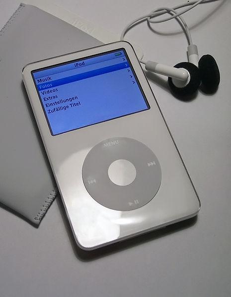 12.10.2005: iPod 5G