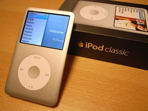 09.09.2007: iPod 6G