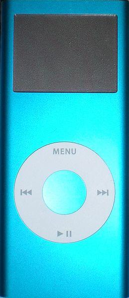 12.09.2006: iPod Nano 2G