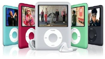 05.09.2007: iPod Nano 3G