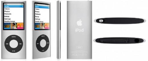 09.09.2008: iPod Nano 4G