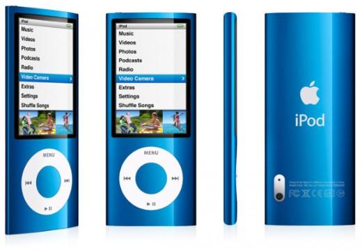 13.09.2009: iPod Nano 5G