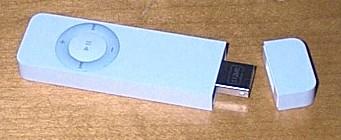 11.01.2005: iPod Shuffle 1G