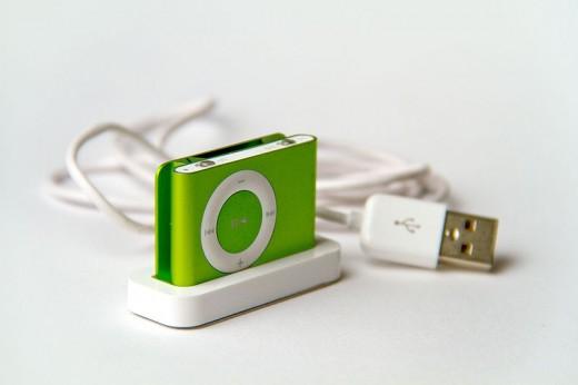 12.09.2006: iPod Shuffle 2G