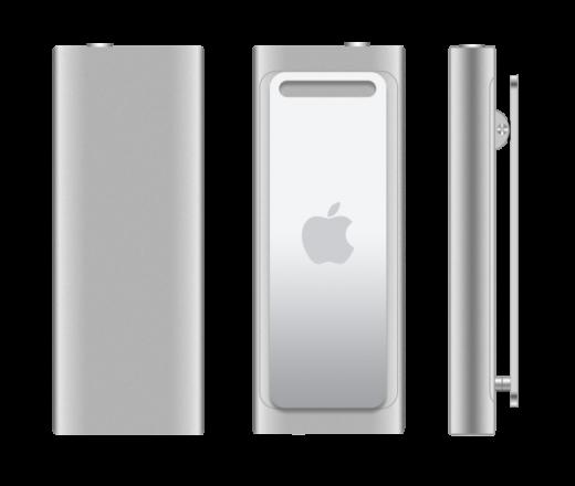 11.03.2009: iPod Shuffle 3G