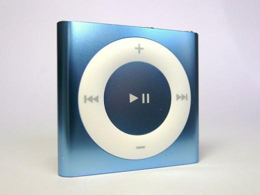 01.09.2010: iPod Shuffle 4G