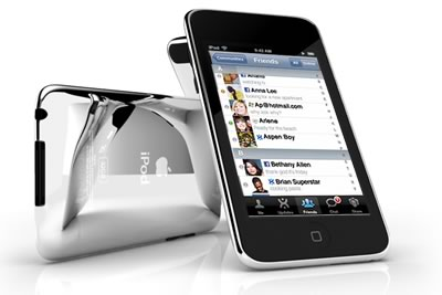 14.09.2007: iPod Touch 1G