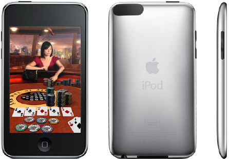 09.09.2008: iPod Touch 2G