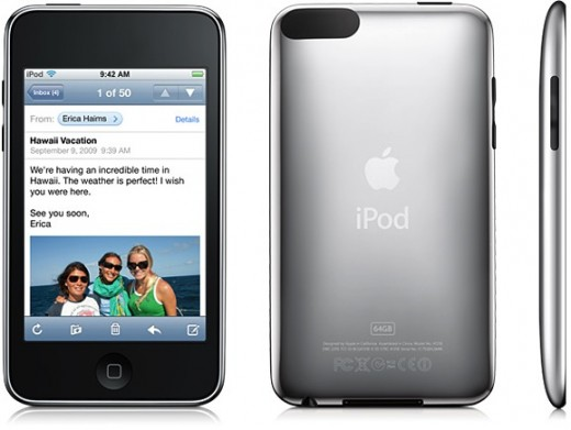 09.09.2009: iPod Touch 3G