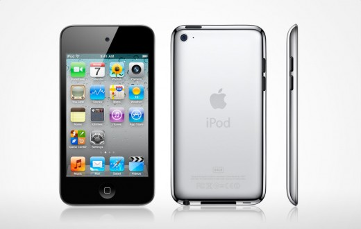 08.09.2010: iPod Touch 4G