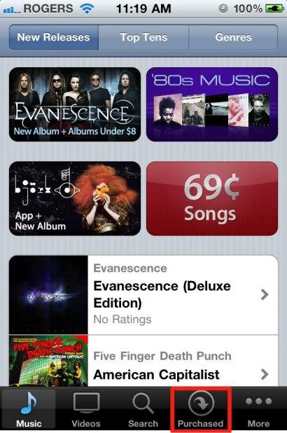 iTunes in the Cloud: Bald auch hierzulande verfügbar?