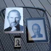 Die Steve Jobs Biographie als Buch und iBook