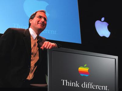 Hat Steve Jobs das Geheimnis eines intuitiven, einfach zu bedienenden Fernsehers  geknackt?