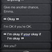 I'm OK if you're OK if ...